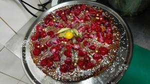 Kohupiima-marja kook