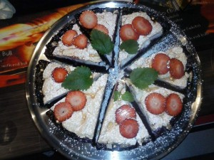 Mustikakreemi-beseekook